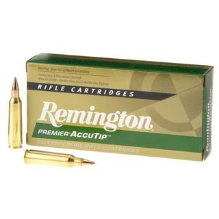 REMINGTON PREMIUM 223REM 50GR ACCUTIP-V BT  20PKT