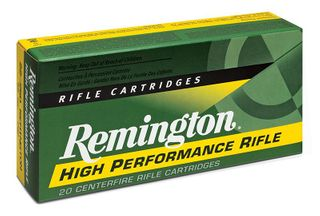 REMINGTON 22 HORNET 45GR HP  50PKT