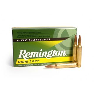 REMINGTON CORE-LOKT 7MM MAUSER 140GR PSP 20PKT