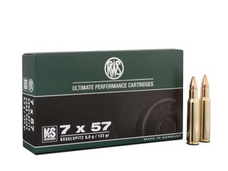 RWS 7X57 123GR KS CONED SP 20PKT