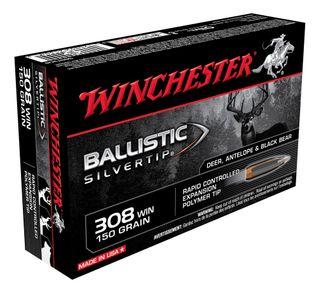 WINCHESTER SUPREME 308WIN 150GR BST 20PKT