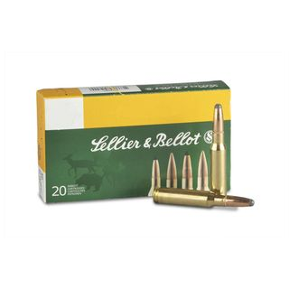 SELLIER & BELLOT 6.5X55 140GR SP 20PKT