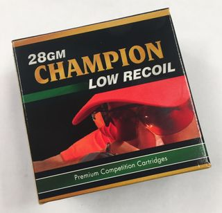 CHAMPION LOW RECOIL 1180FPS 12GA 28GR 250PKT