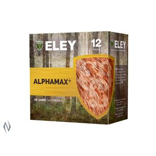 ELEY ALPHAMAX 1298FPS 12GA 36GR BB  25PKT