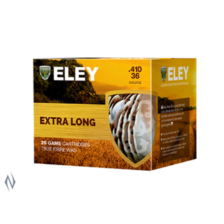 ELEY EXTRA LONG 3INCH 410G 4 25PKT