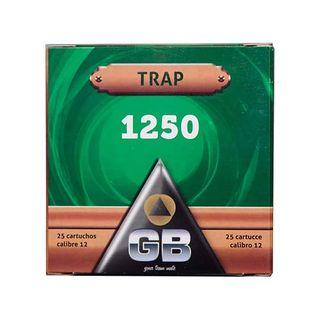 GB 12GA 1250 28GR TRAP 7.5 25PKT