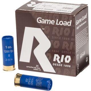 RIO GAME LOAD 12GA 34GR 6 25PKT