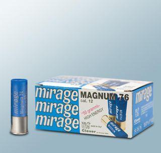 CLEVER T4 MAGNUM 76 12GA 50GR 4 10PKT