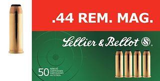 SELLIER & BELLOT 44REM MAG 240GR SP 50PKT