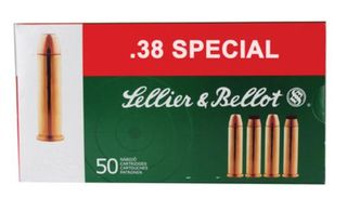 SELLIER & BELLOT 38SPECIAL 158G LFN 50PKT