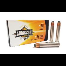 ARMSCOR PRECISION 22WMR 40GR HP 500PKT