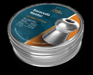 H & N BARACUDA HUNTER 10.49GR .177 PELLET 200PKT