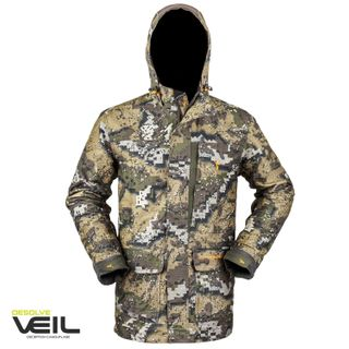 HUNTERS ELEMENT DOWNPOUR ELITE JACKET DESOLVE VEIL