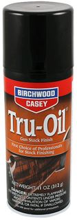BIRCHWOOD CASEY TRU OIL STOCK FINISH 110Z AEROSOLE