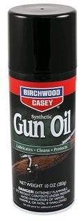 BIRCHWOOD CASEY SYNTHETIC GUN OIL 10OZ AEROSOLE