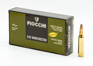 FIOCCHI 243 WIN 100G SP 20PK