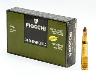 FIOCCHI 30-06 150G SP 20PK