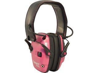 HOWARD LEIGHT IMPACT SPORT PINK EAR MUFFS
