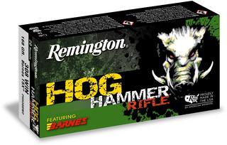 REMINGTON 30-06 168G BARNES TSX HOG HAMMER (20)