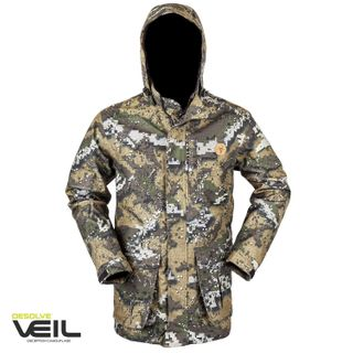 HUNTERS ELEMENT DOWNPOUR JACKET VEIL CAMO