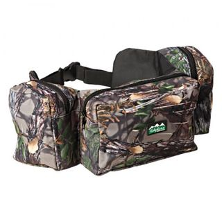 RIDGELINE 5 POCKET BUM BAG BUFFALO CAMO
