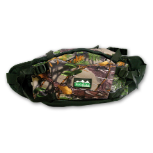 RIDGELINE 1 POCKET BUM BAG BUFFALO CAMO
