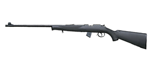 JW15A PUMA SYNTHETIC HUNTER 22LR BA 5SHOT + SPARE MAG