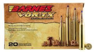 BARNES VOR-TX 300RUM 165GR TTSX BT (20PK)