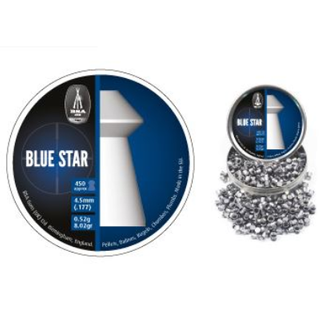 BSA BLUE STAR .177 PELLETS 450PK
