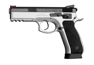 CZ 75 SP-01 SHADOW DUO TONE 9MM 125MM 2S/MAGS 10 RND MAG
