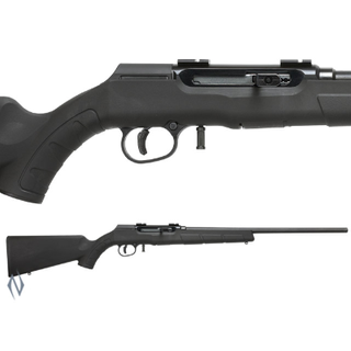 SAVAGE A22MR 22WMR MAGNUM F BLUED SYNTHETIC 10 SHOT