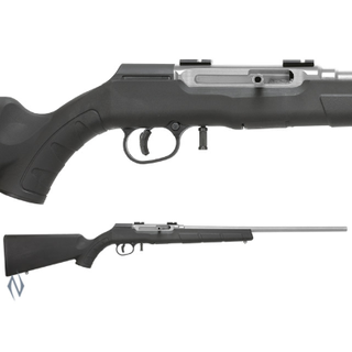 SAVAGE A22R 22LR FSS STAINLESS SYNTHETIC 10 SHOT