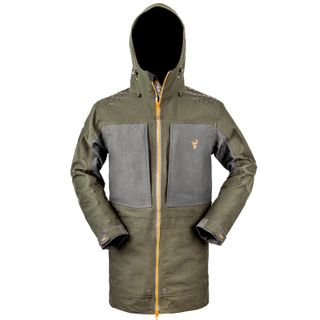 HUNTERS ELEMENT ODYSSEY JACKET FOREST GREEN SIZE LARGE