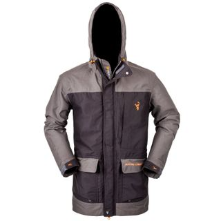 HUNTERS ELEMENT SLIDE JACKET BLACK GREY