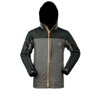 HUNTERS ELEMENT ALPINE JACKET BLACK GREY