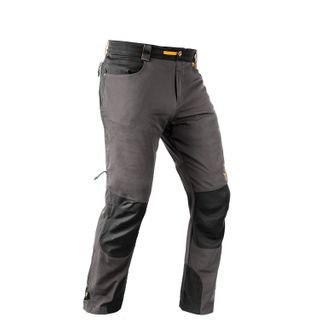 HUNTERS ELEMENT ALPINE TROUSER BLACK GREY