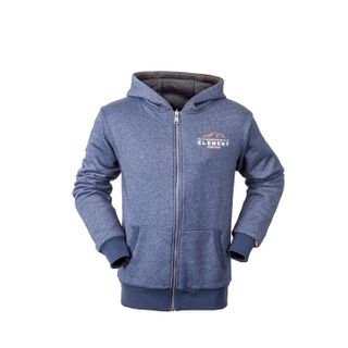 HUNTERS ELEMENT RIDGE HOODIE NAVY GREY