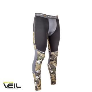 HUNTERS ELEMENT CORE LEGGINGS DESOLVE VEIL