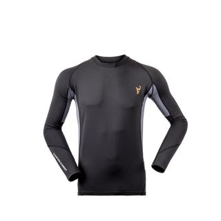 HUNTERS ELEMENT CORE TOP BLACK