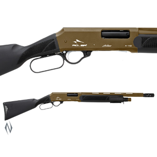 ADLER A110 LEVER ACTION BRONZE TACTICAL 12G 20IN