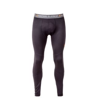 HUNTERS ELEMENT CORE PLUS LEGGINGS BLACK