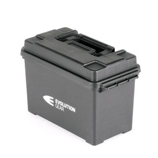 EVOLUTION GEAR AMMUNITION CASE MEDIUM 350x170x225 BLACK