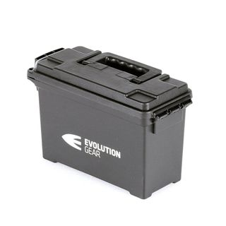 EVOLUTION GEAR AMMUNITION CASE SMALL 290x130x185 BLACK