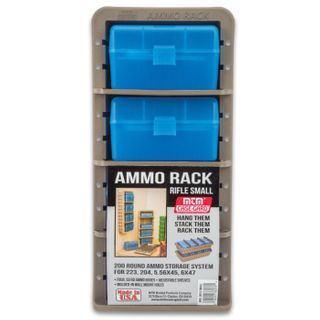 MTM AMMO RACK RIFLE SMALL