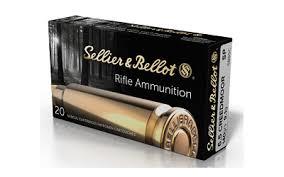 SELLIER & BELLOT 6.5CM 140GR SP 20PKT