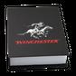 WINCHESTER HIP FLASK 602 3 X SHOT GLASSES