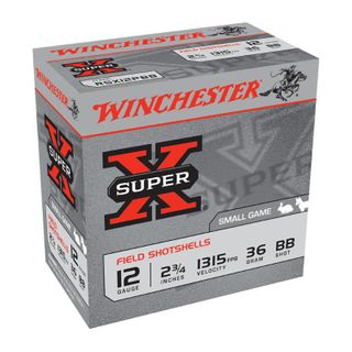 WINCHESTER SUPER X HS 1330FPS 12GA 36GM 6 25PK