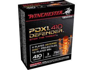 WINCHESTER PDX1 DEFENDER 410GA 3IN 10PK