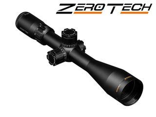 ZERO TECH TRACE ADV 4.5-27X50 RMG 30MM FFP MILRAD