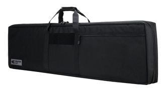 EVOLUTION GEAR 50IN DOUBLE RIFLE BAG 1270X330X84  BLACK